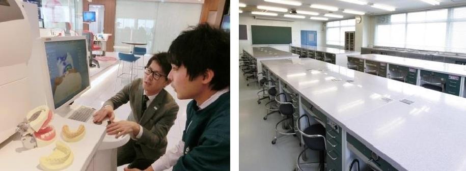 8月August 企業(歯科医院・歯科技工所)訪問 夏期休校