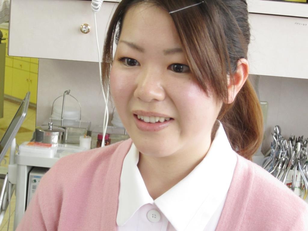 学生時代の思い出は? 理科が苦手だったので歯科理工という科目では苦労しました。