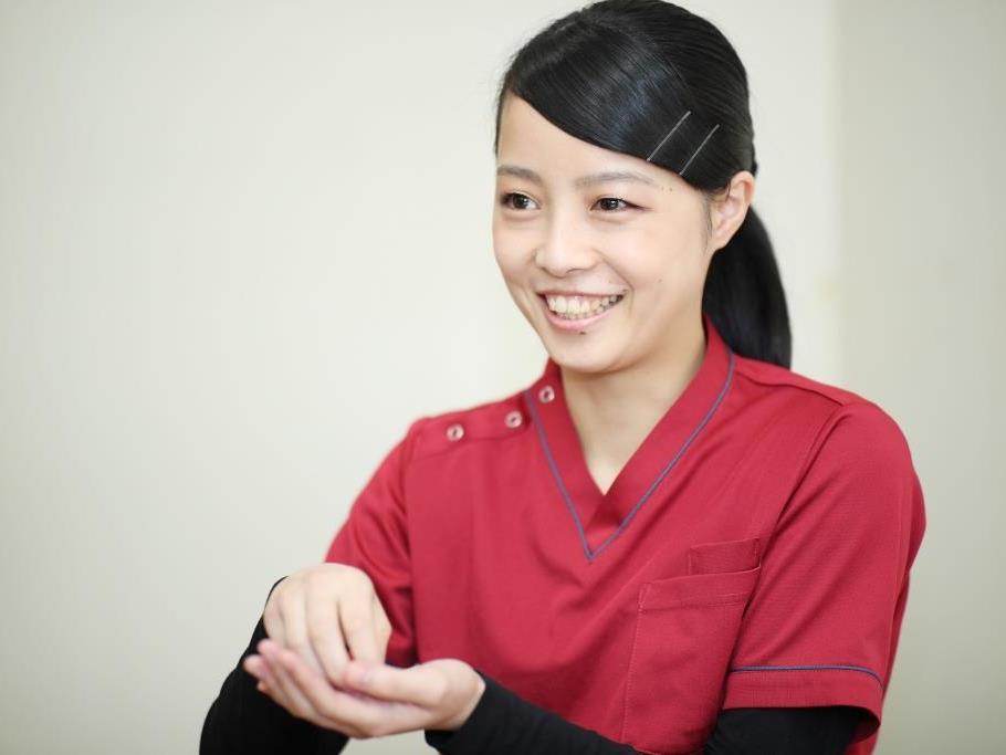 患者さんにピタッとはまる技工物が目標です。