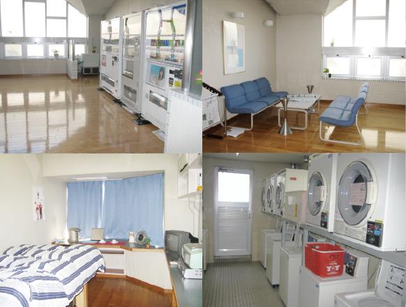 ●本校では「提携寮入居者支援制度」があります。月額1万円を学校が補助します。 制度適用で月額家賃が27,000円(共益費込)になります。