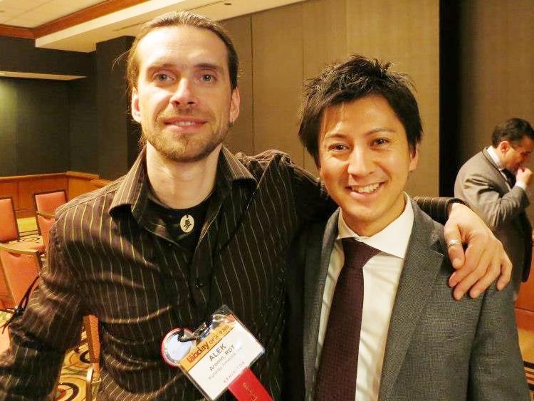海外で活躍 2006年から渡米し、現在はマサチューセッツにて 開業しながらインストラクターとしても活躍する齋藤さん。 「日本の教育と日本人の器用さは海外で高く評価」